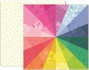 Horizon Paper #3 - Pink Paislee