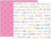 Horizon Paper #4 - Pink Paislee
