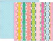 Horizon Paper #8 - Pink Paislee