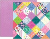 Horizon Paper #14 - Pink Paislee