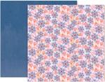 Horizon Paper #16 - Pink Paislee