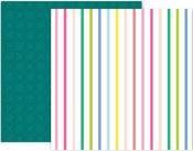 Horizon Paper #19 - Pink Paislee