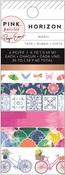 Horizon Washi Tape - Pink Paislee