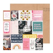 Collage Paper - All Heart - Crate Paper