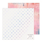 All Heart Your Heart Foil Paper - Crate Paper