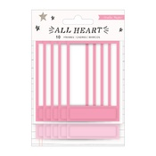 All Heart Puffy Frames - Crate Paper