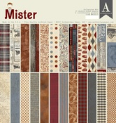 Mister Collection Kit - Authentique - PRE ORDER