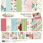 Collection Kit - Simple Vintage Botanicals - Simple Stories