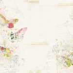 Everyday Bliss Paper - Simple Vintage Botanicals - Simple Stories