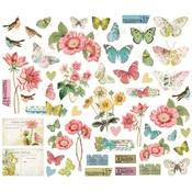 Bits & Pieces - Simple Vintage Botanicals - Simple stories - PRE ORDER