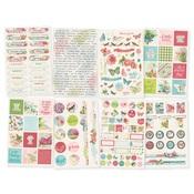 Sticker Sheets - Simple Vintage Botanicals - Simple Stories - PRE ORDER
