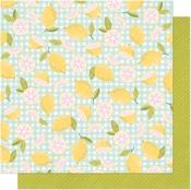 Pink Lemonade Paper - It's All Good - Dear Lizzy - PRE ORDER