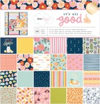 It's All Good 12 x 12 Paper Pad - Dear Lizzy