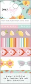 It's All Good Washi Tape - Dear Lizzy