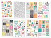 Sticker Sheet - Oh Happy Day - Simple Stoires