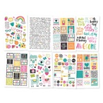 Sticker Sheet - Oh Happy Day - Simple Stoires - PRE ORDER