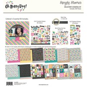 Collector's Essential Kit - Oh Happy Day - Simple Stories