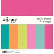 Simple Basics Kit - Oh Happy Day - Simple Stories