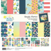 Sunshine & Blue Skies Collection Kit - Simple Stories - PRE ORDER
