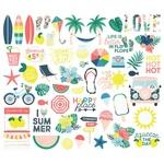 Sunshine & Blue Skies Bits & Pieces - Simple Stories