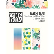 Sunshine & Blue Skies Washi Tape - Simple Stories - PRE ORDER