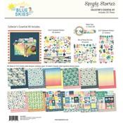 Sunshine & Blue Skies Collectors Essentials Kit - Simple Stories