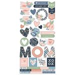 Mom's Day Sticker Sheet - Simple Stories