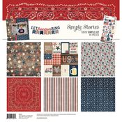 Let Freedom Ring Collection Kit - Simple Stories