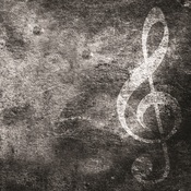 Treble Clef Paper - High School Musical - Reminisce