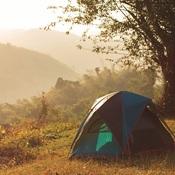 Sunrise Paper - Happy Camper - Reminisce