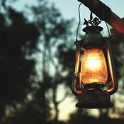 Warm Glow Paper - Happy Camper - Reminisce