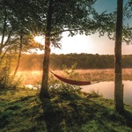 Just Hangin' Around Paper - Happy Camper - Reminisce