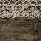 Lace & Wood Too Paper - Vintage Lace - Reminisce