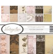 Vintage Lace Collection Kit - Reminisce