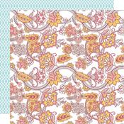 Gypsy Paper - Paisley Days - Kaisercraft