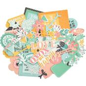 Collectables Cardstock Die-Cuts - Paisley Days - Kaisercraft