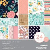 Paper Pad - Paisley Days - Kaisercraft