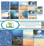 All Inclusive Vacation Collection Kit - Reminisce