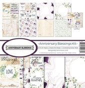 Anniversary Blessing Collection Kit - Reminisce