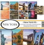 New York Collection Kit - Reminisce