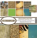 Zooventures Collection Kit - Reminisce