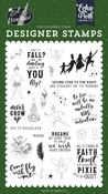 Never Grow Up Stamp - Lost In Neverland - Echo Park