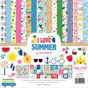 I Love Summer Collection Kit - Echo Park - PRE ORDER