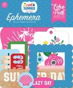 I Love Summer Ephemera - Echo Park