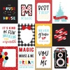 3X4 Journaling Cards Paper - Magical Adventure 2 - Echo Park