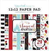 Magical Adventure 2 12X12 Paper Pad - Echo Park