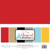 Magical Adventure 2 Solids Kit - Echo Park