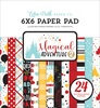 Magical Adventure 2 6x6 Paper Pad - Echo Park
