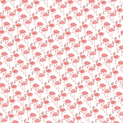 Flamingos Paper - Best Summer Ever - Echo Park