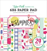 Best Summer Ever 6x6 Paper Pad - Echo Park
